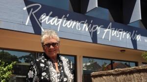 Elizabeth Brennan at Relationships Australia