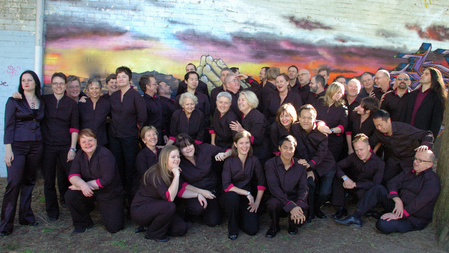 Sydney Gay and Lesbian Choir. 24 Apr 2012 | Filed under | Posted by admin