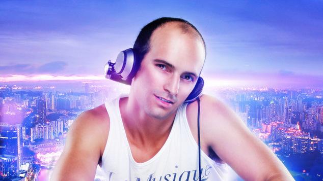 DJ Timbee Tim Lanzon
