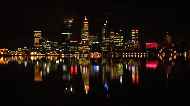 Perth at Night (web)