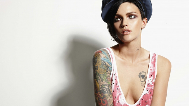 Ruby Rose Before Transition: Ruby Rose Considered Gender Transition