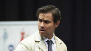 Actor Scott Sheridan in Rehearsals iamge 2