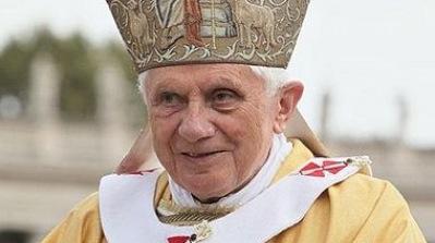 Pope Bennedict XXVI