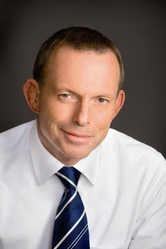 Liberal Leader Tony Abbott