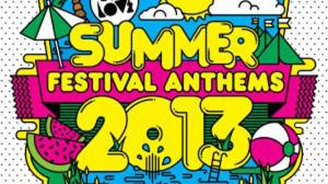 Summer Festival Anthems