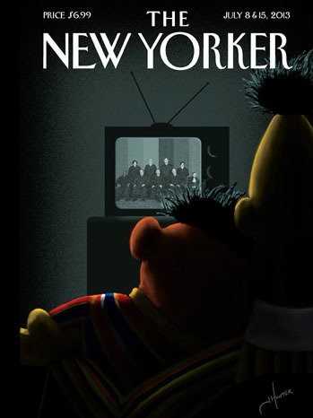 Ernie and Bert The New Yorker