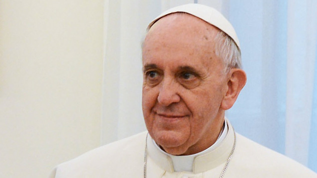 Pope says he's anxious about homosexuality in the priesthood