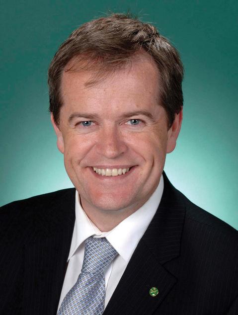 Bill Shorten - federal member for Maribyrnong - Official Portrait