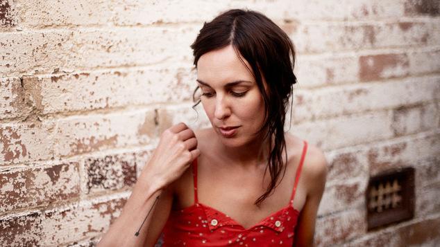 Lesbian australian singer