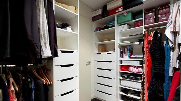 Bedroom two WIR - 11~83 Walcott Street_web