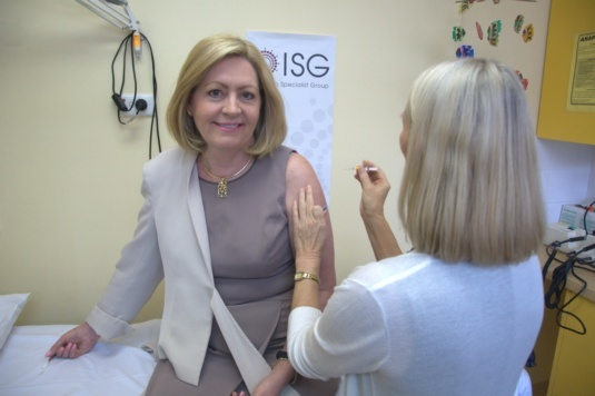 Lisa Scaffidi Flu