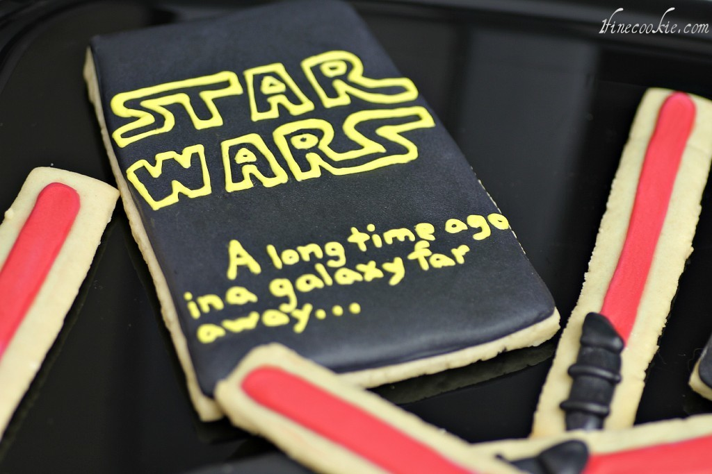 Star Wars Cookie 3
