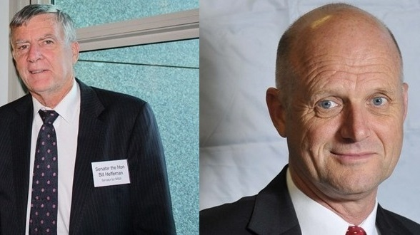 Bill Heffernan David Leyonhjelm