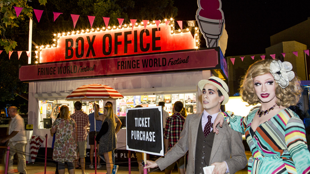 The Vaudevillians USE THIS ONE FringeworldBoxoffice