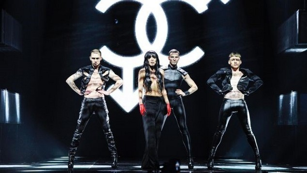 Kazaky and Loreen-001