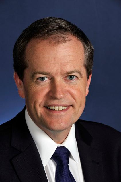 Hon Bill Shorten MP Official portrait 20 March 2013