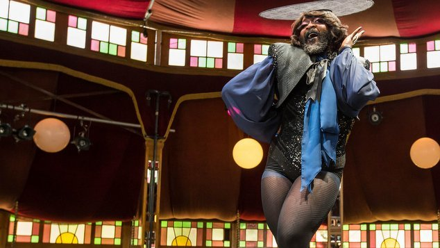 Nigerian-born drag singer Le Gateau Chocolat is a veteran Adelaide Fringe performer but always premieres new work here before taking and moulding it for the world fringe and cabaret circuit.