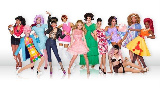 8 - Season 8 Queens