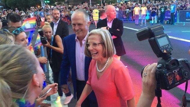 Turnbull Mardi Gras