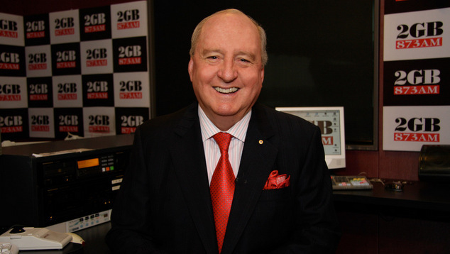 Legendary broadcaster Alan Jones retiring from radio