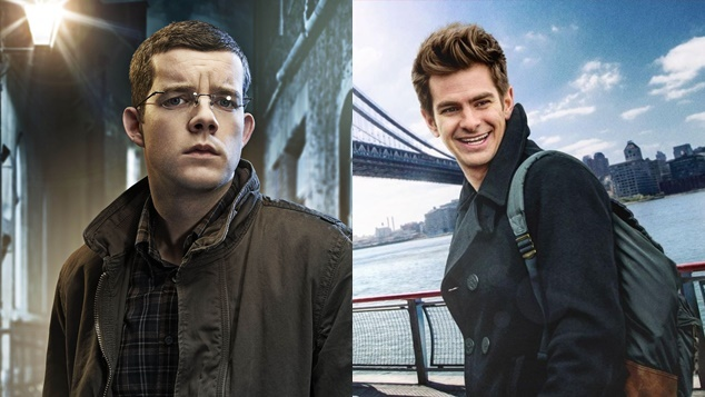 Russell Tovey Andrew Garfield