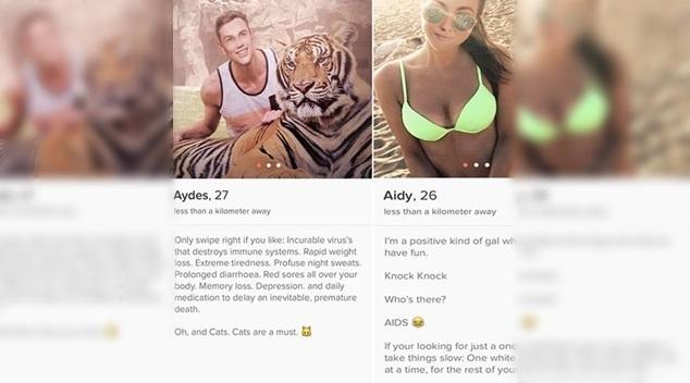 Dating profiilit fake