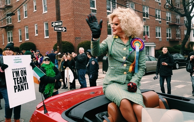 queen of ireland panti bliss