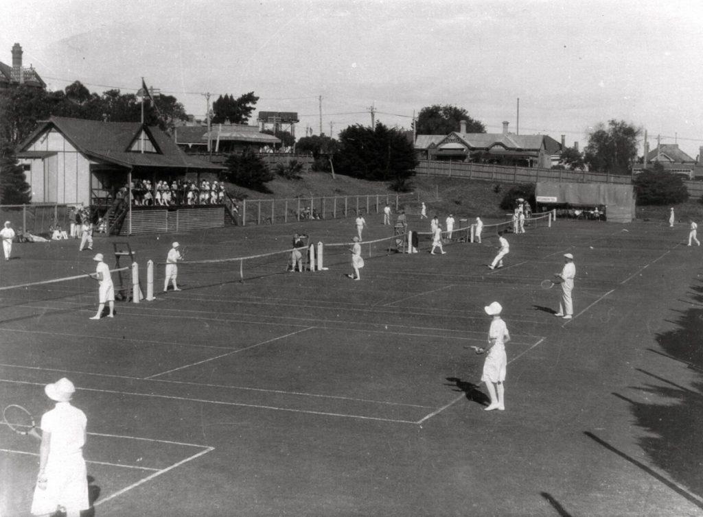 gay tennis club