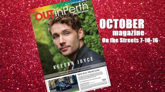 October edition announce