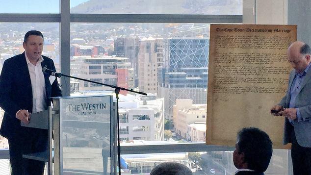 Lyle Shelton Cape Town