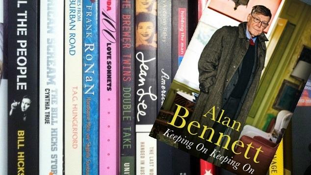 Bibliophile | Keeping On Keeping On by Alan Bennett ...