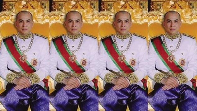 King of Cambodia