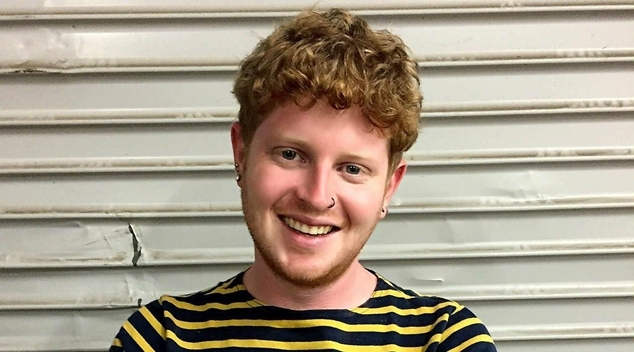 Leigh Andrew Hill, co-owner and editor of OUTinPerth
