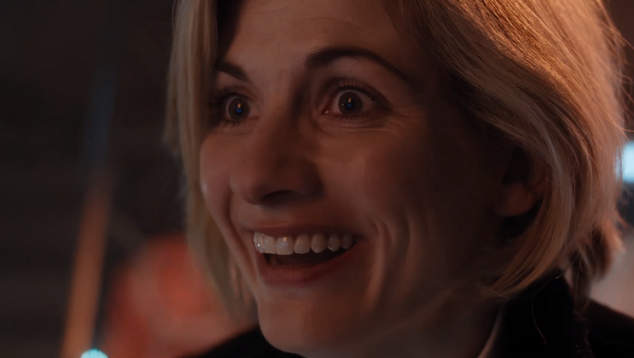 Move over gentleman, Jodie Whittaker makes her first Doctor Who appearance