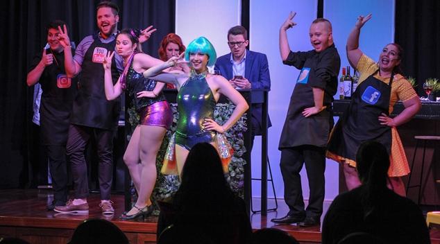 First date musical in Perth