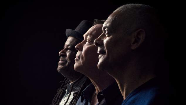 UB40 featuring Ali, Mickey and Astro book in an Australian