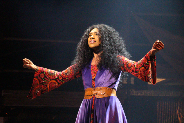 The musical 'Hair' packs a mighty punch, fifty years after