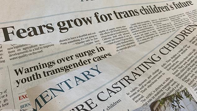 transgender The Australian