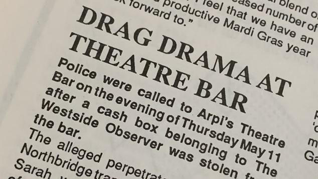 Drag Drama